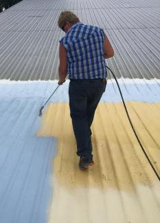 pros spray foam roofing