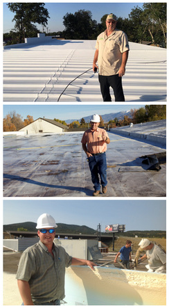 happy commercial roofing contractors
