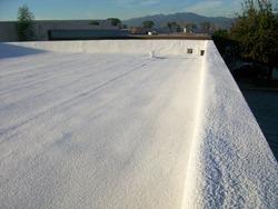 spray foam roof