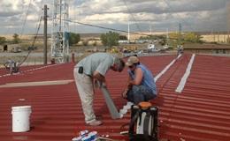 Conklin-metal-roof-coatings-training