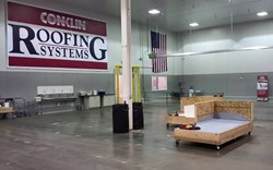 Conklin advanced roof systems training