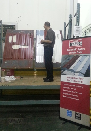 roof systems training