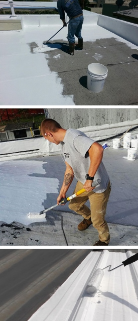 silicone roof coatings