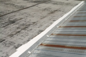 Commercial Metal Roof Repair Choice Roof Contractors