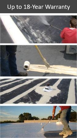 roof coating alternative