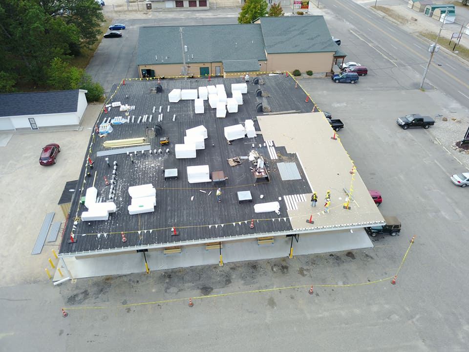 The Best Commercial Roofing Company