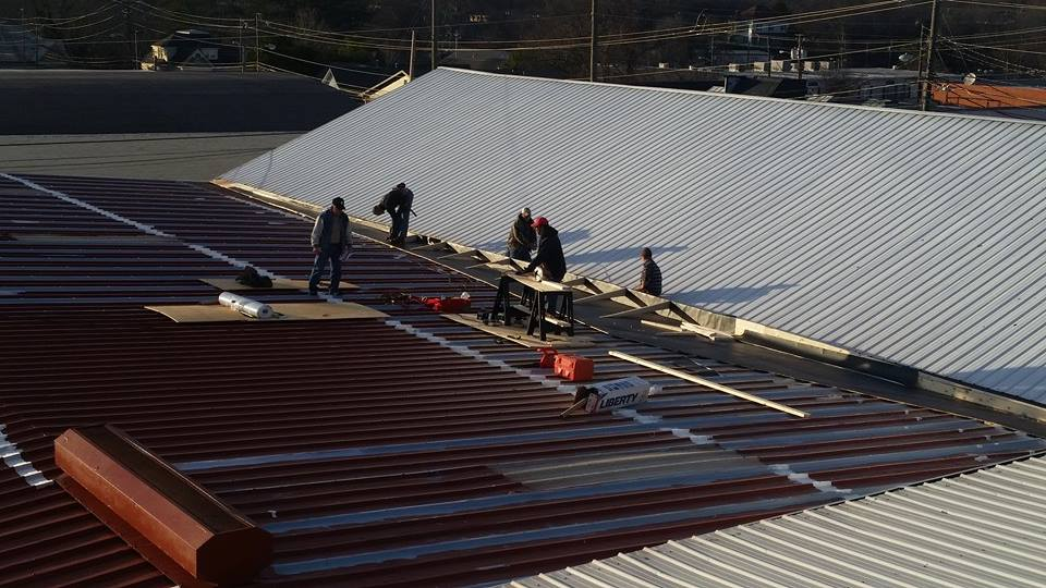 Commercial Metal Roofing Prices
