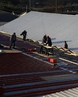 metal roof pricing