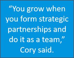 cory quote
