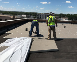 reliable roofing contractor