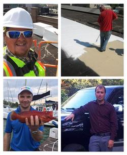 4 contractors