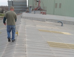 commercial roof guidance